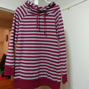 Sweater Hoodie Dress